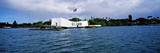 Uss Arizona Memorial, Pearl Harbor, Honolulu, Hawaii, USA Photographic Print by  Panoramic Images