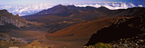Volcanic Crater, Haleakala, Maui, Big Island, Hawaii, USA Photographic Print by  Panoramic Images
