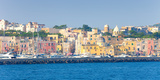 City at Waterfront, Marina Grande, Procida, Bay of Naples, Campania, Italy Photographic Print by  Panoramic Images
