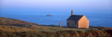 Chapel on the Coast, Saint-Samson Chapel, Portsall, Finistere, Brittany, France Photographic Print by  Panoramic Images