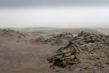 Dust Storm, Eastern, Iceland Photographic Print by Green Light Collection