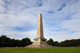 The Wellington Monument Obelisk, the Phoenix Park, Dublin, Ireland Photographic Print by Green Light Collection