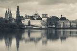 Novodevichy Monastery at Late Afternoon, Khamovniki-Area, Moscow, Russia Photographic Print by Green Light Collection
