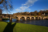The Bridge over the River Nore, Inistioge, County Kilkenny, Ireland Photographic Print by Green Light Collection