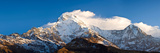 Snowcapped Mountains, Hiunchuli, Annapurna Range, Himalayas, Nepal Photographic Print by  Panoramic Images