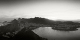 Rio De Janeiro Viewed from Sugarloaf Mountain, Brazil Photographic Print by  Panoramic Images