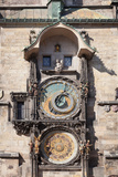 Astronomical Clock at the Old Town Hall, Prague Old Town Square, Prague, Czech Republic Photographic Print by Green Light Collection