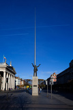 Jim Larkin Statue, Dublin, Ireland Photographic Print by Green Light Collection