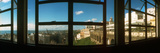 Buildings Viewed Through from a Window of Lacerda Elevator, Pelourinho, Salvador, Bahia, Brazil Photographic Print by  Panoramic Images