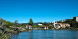 Lake Merritt in Springtime, Oakland, California, USA Photographic Print by  Panoramic Images