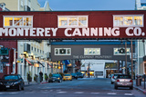 Cannery Row Area at Dawn, Monterey, California, USA Photographic Print by Green Light Collection