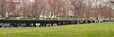 Tourists at Vietnam Veterans Memorial, the Mall, Washington Dc, USA Photographic Print by  Panoramic Images