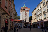 The Florianska Gate, Krakow, Poland Photographic Print by Green Light Collection