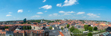 Aerial View of a City, Aarhus, Denmark Photographic Print by  Panoramic Images