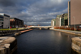 Spencer Dock , Dublin, Ireland Photographic Print by Green Light Collection