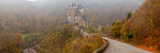 Eltz Castle in Autumn, Rhineland-Palatinate, Germany Photographic Print by  Panoramic Images
