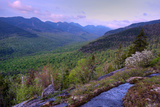 Great Range from First Brother, Adirondack Park, New York State, USA Photographic Print by Green Light Collection