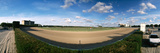 360 Degree View of Horse Racing Track, Calder Race Course, Miami Gardens, Florida, USA Photographic Print by  Panoramic Images