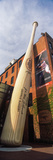 Giant Baseball Bat Adorns Outside of the Louisville Slugger Museum and Factory, Louisville Photographic Print by  Panoramic Images