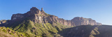 Rock Formations, Roque Nublo, Gran Canaria, Spain Photographic Print by  Panoramic Images
