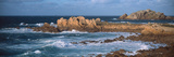 Rocks in the Sea, Le Diben, Morlaix Bay, Finistere, Brittany, France Photographic Print by  Panoramic Images