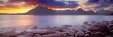 Rocks on the Coast, Elgol, Loch Scavaig, Isle of Skye, Scotland Fotografisk tryk af Panoramic Images