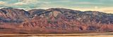 Landscape with Mountain Range in the Background, Death Valley, Death Valley National Park Reproduction photographique par  Panoramic Images