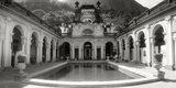 Courtyard of a Mansion, Parque Lage, Jardim Botanico, Corcovado, Rio De Janeiro, Brazil Photographic Print by  Panoramic Images