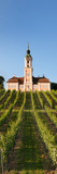 Pilgrimage Church of Birnau Abbey, Unteruhldingen, Lake Constance, Baden-Wurttemberg, Germany Photographic Print by  Panoramic Images