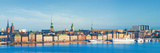Buildings at Waterfront, Gamla Stan, Stockholm, Sweden Photographic Print by  Panoramic Images