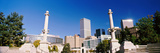 Buildings from Civic Center Park, Denver, Colorado, USA Photographic Print by  Panoramic Images