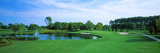 Trees in a Golf Course, Rehoboth Beach Country Club, Rehoboth Beach, Sussex County, Delaware, USA Photographic Print by  Panoramic Images