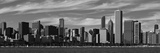 City Skyline at the Waterfront, Chicago, Cook County, Illinois, USA Photographic Print by  Panoramic Images