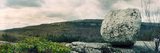 Boulder Along the Gertrude's Nose, Minnewaska State Park, Catskill Mountains, New York State, USA Photographic Print by  Panoramic Images