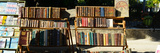 Books at a Market Stall, Havana, Cuba Photographic Print by  Panoramic Images