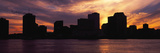 Skyscrapers at the Waterfront, River Mississippi, New Orleans, Louisiana, USA Photographic Print by  Panoramic Images