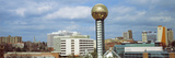 Sunsphere in World's Fair Park, Knoxville, Tennessee, USA Photographic Print by  Panoramic Images