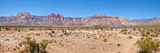 Red Rock Canyon Near Las Vegas, Nevada, USA Photographic Print by  Panoramic Images