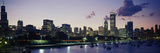 Buildings at the Waterfront, Chicago, Cook County, Illinois, USA Photographic Print by  Panoramic Images