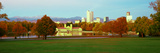 City Park Lake and Boathouse at Dawn, Denver, Colorado, USA Photographic Print by  Panoramic Images