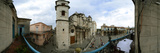 360 Degree View of the Cathedral of Havana on Plaza De La Catedral, Havana, Cuba Photographic Print by  Panoramic Images
