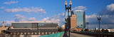 Buildings in a City, Gay Street Bridge, Knoxville, Tennessee, USA Photographic Print by  Panoramic Images