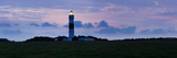 Kampen Lighthouse at Dusk, Kampen, Sylt, Nordfriesland, Schleswig-Holstein, Germany Photographic Print by  Panoramic Images
