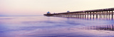Pier in the Ocean, Folly Beach Fishing Pier, Folly Beach, Folly Island, Charleston County Photographic Print by  Panoramic Images