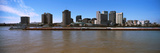 Barge in the Mississippi River, New Orleans, Louisiana, USA Photographic Print by  Panoramic Images