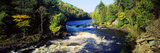 Menominee River at Piers Gorge, Upper Peninsula of Michigan, Michigan, USA Photographic Print by  Panoramic Images