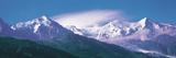 Mont Blanc France Fotografisk tryk af Panoramic Images