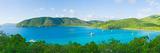 Coastline, Maho Bay, St. John, Us Virgin Islands Photographic Print by  Panoramic Images