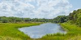 Clouds over the Myakka River, Myakka River State Park, Sarasota County, Florida, USA Photographic Print by  Panoramic Images