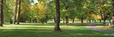 Public Park in Autumn Colors, Gresham, Multnomah County, Oregon, USA Photographic Print by  Panoramic Images